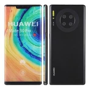 Color Screen Non-Working Fake Dummy Display Model for Huawei Mate 30 Pro(Black)