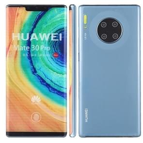 Color Screen Non-Working Fake Dummy Display Model for Huawei Mate 30 Pro(Lake Blue)