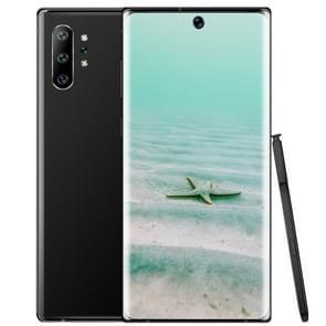 TC016  2GB + 16GB  Face Identification  6 4 inch Pole-notch scherm Android 9 0 MTK6580P Quad Core  netwerk: 3G  snel opladen (zwart)