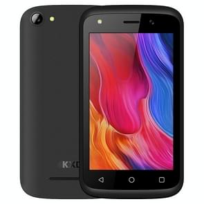 KXD W41, 512MB+4GB, 4.0 inch Android 9.0 MTK6580 Quad Core up to 1.3GHz, Network: 3G, Dual SIM (Black)
