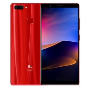 KXD EL Y30, 3GB+32GB, Dual Back Cameras, Face & Fingerprint Identification, 6.0 inch Android 8.1 MTK6750 Octa Core up to 1.5GHz, Network: 4G, Dual SIM (Red)