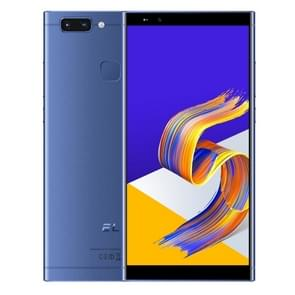 KXD EL K20, 3GB+32GB, Dual Back Cameras, Face & Fingerprint Identification, 5.7 inch Android 8.1 MTK6750 Octa Core up to 1.5GHz, Network: 4G, Dual SIM (Blue)