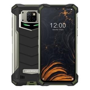DOOGEE S88 Pro Rugged Phone  6GB+128GB  IP68/IP69K Waterproof Dustproof Shockproof  MIL-STD-810G  10000mAh batterij  triple back camera's vingerafdruk identificatie  6.3 inch Android 10.0 MTK6771T Helio P70 Octa Core tot 2 0 GHz  Netwerk: 4G  NFC  OTG  SO