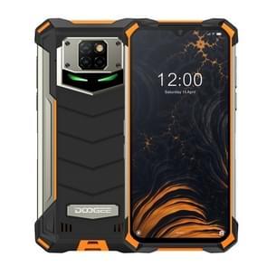 DOOGEE S88 Pro Rugged Phone  6GB+128GB  IP68/IP69K Waterdicht stofdicht schokbestendig  MIL-STD-810G  10000mAh batterij  triple back camera's vingerafdruk identificatie  6.3 inch Android 10.0 MTK6771T Helio P70 Octa Core tot 2 0 GHz  Netwerk: 4G  NFC  OTG