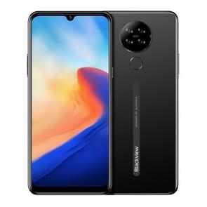 Blackview A80  2GB+16GB  Quad Camera's aan de achterkant  4200mAh batterij  6 2 inch Android 10.0 MTK6737V/W Quad Core tot 1 25 GHz  Netwerk: 4G  Dual SIM  OTG(Zwart)