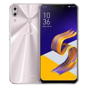 ASUS ZenFone 5 / ZE620KL, 4GB+64GB, Global Official Version, Dual Back Cameras, Face ID & Fingerprint Identification,  6.2 inch Android Oreo & ASUS ZenUI 5 Qualcomm Snapdragon 636 64-bit Octa-core, Network: 4G, NFC (Silver Grey)