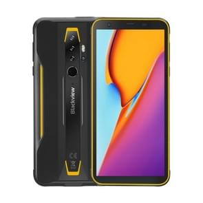 [HK-magazijn] Blackview BV6300 Pro Rugged Telefoon  6GB+128GB  IP68/IP69K/MIL-STD-810G Waterproof Dustproof Shockproof  Quad Back Camera's  4380mAh batterij  vingerafdrukidentificatie  5 7 inch Android 10.0 MTK6771T Helio P70 Octa Core tot 2 1 GHz  OTG  N