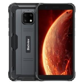 [HK-magazijn] Blackview BV4900 Rugged Phone  3GB+32GB  IP68 Waterproof Dustproof Shockproof  Face Unlock  5580mAh Battery  5.7 inch Android 10.0 MTK6761V/WE Quad Core tot 2.0GHz  Network: 4G  NFC  OTG  Dual SIM(Black)