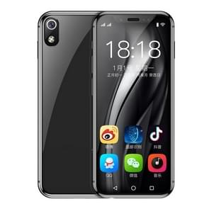 K-TOUCH I9s, 1GB+16GB, Face ID Identification, 3.46 inch Android 6.0 MTK6580 Quad Core, Network: 3G, Dual SIM, Support Google Play (Black)
