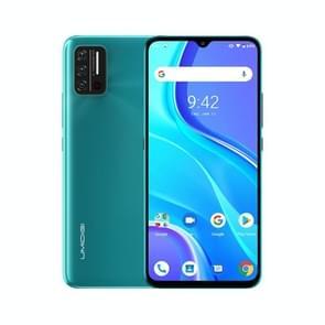 [HK-magazijn] UMIDIGI A7S  2GB+32GB  infrarood thermometer  triple back camera's  4150mAh batterij  gezichtsidentificatie  6 53 inch Android 10 MTK6737 Quad Core tot 1 25 GHz  Netwerk: 4G  OTG(Groen)