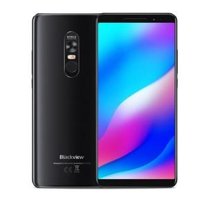 Blackview MAX1, Laser Projector Phone, 6GB+64GB, Dual Front Cameras, 4680mAh Battery, 6.01 inch Android 8.1 MTK6763T Octa Core up to 2.5GHz, Network: 4G, Dual SIM, NFC(Black)