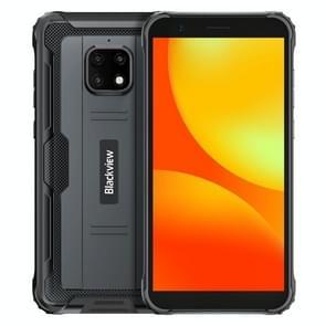 [HK-magazijn] Blackview BV4900 Pro Rugged Phone  4GB+64GB  Quad Back Camera's  Waterproof Dustproof Shockproof  5580mAh batterij  5 7 inch Android 10.0 MTK6762V/WD Helio P22 Octa Core tot 2 0 GHz  OTG  NFC Netwerk: 4G(Zwart)