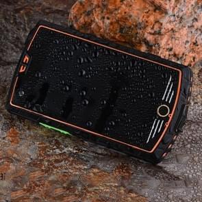 GUOPHONE U012 Rugged Phone  3GB+32GB  Walkie Talkie Function  IP68 Waterproof Dustproof Shockproof  5000mAh Batterij  4.0 inch Android 5.0 MTK6753 Octa Core tot 1 5 GHz  Netwerk: 4G  DMR / PTT  NFC  OTG(Red)