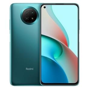 Xiaomi Redmi Note 9 5G  6GB+128GB  Triple Back Camera's  5000mAh Batterij  Vingerafdruk identificatie  6 53 inch MIUI 12 Dimensity 800U Octa Core tot 2 4 GHz  OTG  Netwerk: 5G  Dual SIM  Geen ondersteuning Google Play (Cyan)