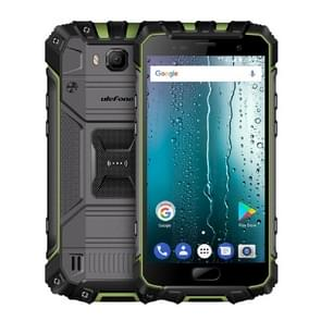 Ulefone Armor 2 Rugged Phone, 6GB+64GB, IP68 Waterproof Dustproof Shockproof, Fingerprint Identification, 5.0 inch Android 7.0 MTK Helio P25 Octa Core 64-bit up to 2.6GHz, Network: 4G, NFC, OTG, Dual SIM(Green)