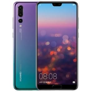 Huawei P20 Pro CLT-AL01, 6 GB + 64 GB, Triple back camera's, fingerprint identificatie, 6.1 duim volledige scherm EMUI 8.1 (Android 8.1) 970 Kirin Octa Core + Micro kernen i7, 4 x Cortex A73 2,36 GHz + 4 x Cortex A53 1.8 GHz, netwerk: 4G(Twilight)