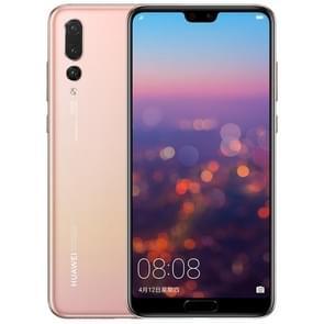 Huawei P20 Pro CLT-AL01, 6 GB + 64 GB, Triple back camera's, fingerprint identificatie, 6.1 duim volledige scherm EMUI 8.1 (Android 8.1) 970 Kirin Octa Core + Micro kernen i7, 4 x Cortex A73 2,36 GHz + 4 x Cortex A53 1.8 GHz, netwerk: 4G(Pink)