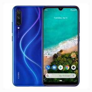 Xiaomi Mi A3, 4GB+64GB, Global Official Version, Screen Fingerprint Identification, 48MP Triple Rear Cameras, 4030mAh Battery, 6.088 inch Dot Drop Screen Android One Qualcomm Snapdragon 665 Octa Core up to 2.0GHz, Network: 4G, Dual SIM(Dark Blue)