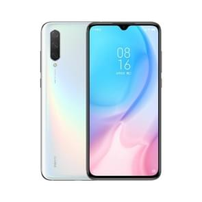 Xiaomi Mi CC9  6GB+128GB  Screen Fingerprint Identification  48MP Triple Rear Cameras  4030mAh Battery  6.39 inch Water-drop Screen MIUI 10 Qualcomm Snapdragon 710 Octa Core tot 2.2GHz  Network: 4G  Dual SIM  NFC(White) Xiaomi MiUI 10 Qualcomm Snapdragon