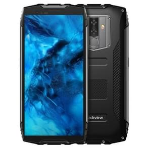 Blackview BV6800 Pro Rugged Phone, 4GB+64GB, IP68 Waterproof Dustproof Shockproof, 6580mAh Battery, Face ID & Fingerprint Identification, 5.7 inch Android 8.0 MTK6750T Octa Core up to 1.5GHz, NFC, Wireless Charging, Network: 4G(Black)