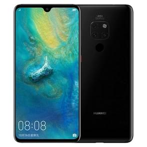 Huawei Mate 20, 6 GB + 128 GB, Triple back camera's, 4000mAh accu, Fingerprint identificatie, 6.53 inch EMUI 9.0.0 (Android 9.0) HUAWEI Kirin 980 Octa Core, 2 x Cortex A76 2.6 GHz + 2 x Cortex A76 1.92 GHz + 4 x Cortex A55 1.8 GHz, netwerk: 4 G, OTG, NFC