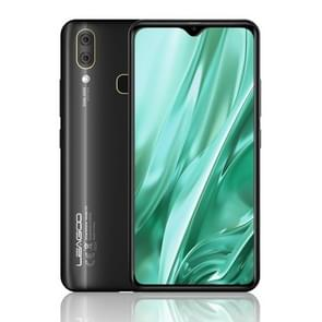 LEAGOO S11, 4GB+64GB, Dual Back Cameras, Face ID & Fingerprint Identification, 6.3 inch Water-drop Screen Android 9.0 MTK6762 Helio P22 Octa Core up to 2.0GHz, Network: 4G, Dual SIM, OTG(Black)