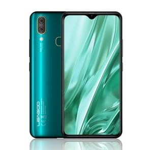 LEAGOO S11, 4GB+64GB, Dual Back Cameras, Face ID & Fingerprint Identification, 6.3 inch Water-drop Screen Android 9.0 MTK6762 Helio P22 Octa Core up to 2.0GHz, Network: 4G, Dual SIM, OTG(Emerald)