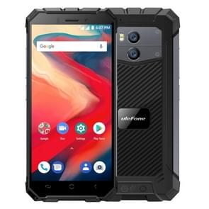 Ulefone Armor X2 Rugged Phone, 2GB+16GB, EU Version, IP68 Waterproof Dustproof Shockproof, Dual Back Cameras, 5500mAh Battery, Face & Fingerprint Identification, 5.5 inch Android 8.1 Oreo MTK6580 Quad Core 32-bit up to 1.3GHz, Network: 3G, NFC(Dark Gray)