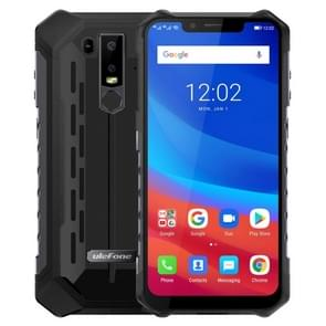 Ulefone Armor 6 Rugged Phone, Dual 4G & VoLTE, 6GB+128GB, IP68/IP69K Waterproof Dustproof Shockproof, Face ID & Fingerprint Identification, 5000mAh Battery, 6.2 inch Android 8.1 Helio P60 (MKT6771) Octa-core 64-bit up to 2.0GHz, Network: 4G,  OTG, NFC, Wi