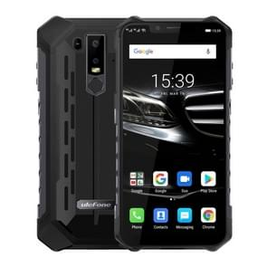 Ulefone Armor 6E Rugged Phone, Dual 4G & VoLTE, 4GB+64GB, IP68/IP69K Waterproof Dustproof Shockproof, Face ID & Fingerprint Identification, 5000mAh Battery, 6.2 inch Android 9.0 Helio P70 (MKT6771T) Octa-core 64-bit up to 2.1GHz, Network: 4G,  OTG, NFC, W