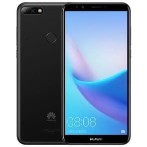 Huawei Enjoy 8 LDN-AL20, 4GB+64GB,China Version, Dual Back Cameras, Face & Fingerprint Identification, 5.99 inch EMUI 8.0 (Android 8.0) Qualcomm Snapdragon 430 Octa Core, 4 x Cortex A53 1.4GHz + 4 x Cortex A53 1.1GHz, Network: 4G(Black) Support Google Pla