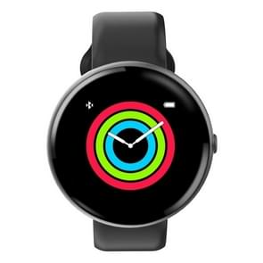 AllCall AC01 1.3 inch Smart Sport Watch IP68 Waterproof, Support Real-time Heart Rate Monitoring / Sleep Monitoring / Bluetooth (Black)