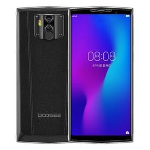 DOOGEE N100, 4GB+64GB, Dual Back Cameras, Face ID & Fingerprint Identification, 10000mAh Battery, 5.99 inch Android 9.0 Pie MTK6763 Helio P23 Octa Core up to 2.0GHz, Network: 4G, Dual SIM (Dark Knight)