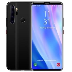 J71 Pro, 1GB + 16GB, Face ID & vingerafdruk identificatie, 6,1 inch Android 6,0 MTK6580A Quad Core, netwerk: 3G (zwart)