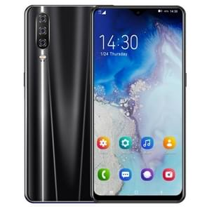 M9, 1GB + 16GB, Face Identification, 6,3 inch drop-notch scherm Android 6,0 MTK6580P Quad Core, netwerk: 3G (zwart)