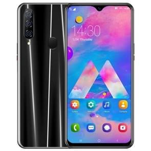 M30, 1GB + 16GB, Face ID & vingerafdruk identificatie, 6,3 inch drop-notch scherm Android 6,0 MTK6580P Quad Core, netwerk: 3G (zwart)