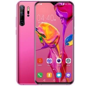 P30 Pro, 1GB + 16GB, Face Identification, 6,3 inch drop-notch scherm Android 6,0 MTK6580P Quad Core, netwerk: 3G (gradiënt roze)