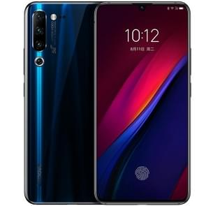 Lenovo Z6 Pro 5G, Quad Back Cameras, 8GB+256GB, 4000mAh Battery,  In-screen Fingerprint Identification, 6.39 inch ZUI 11 (Android P) Qualcomm Snapdragon 855 Octa Core, Network: 5G(Dark Blue)
