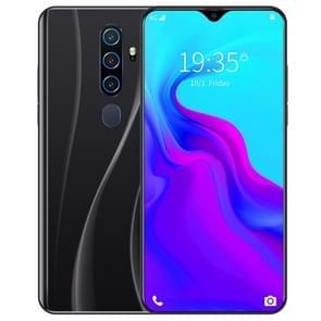A82  2GB + 16GB  Face ID & vingerafdruk identificatie  6 7 inch drop-notch scherm Android 9 1 MTK6580P Quad Core  netwerk: 3G (zwart)