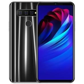 S18, 2GB + 16GB, netwerk: 3G, Face ID & vingerafdruk identificatie, 6,1 inch scherm Android 5,1 MTK6580 Quad Core (zwart)