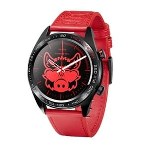 Originele Huawei Honor horloge droom VIVIENNE TAM joint design 1,2 inch AMOLED Touchscreen Smart Watch, ondersteuning van bloed oxygenatie test/slaap monitor/hartslagmeter/Sportmodus (rood)