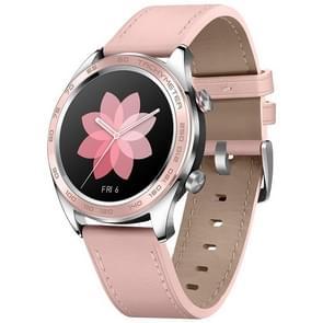 Originele Huawei Honor horloge droom keramische versie 1,2 inch AMOLED Touchscreen Smart Watch, ondersteuning van bloed oxygenatie test/slaap monitor/hartslagmeter/Sportmodus (abrikoos)