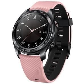 Originele Huawei Honor horloge droom 1,2 inch AMOLED Touchscreen Smart Watch, ondersteuning bloed oxygenatie test/slaap monitor/hartslagmeter/Sportmodus (roze)