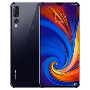 Lenovo Z5s , 6GB+64GB, Triple Back Cameras, Face & Fingerprint Identification, 6.3 inch ZUI 10 (Android P) Qualcomm Snapdragon SDM710 Octa Core up to 2.2GHz, Network: 4G(Dark Gray)