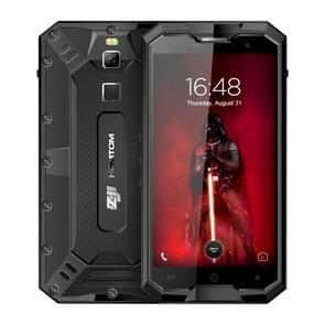 HOMTOM ZOJI Z8 Triple Proofing Phone, 4GB+64GB, IP68 Waterproof Dustproof Shockproof, Fingerprint Unlock, 5.0 inch Android 7.0 MTK6750 Octa Core up to 1.5GHz, Network: 4G, OTG, Dual SIM(Black)