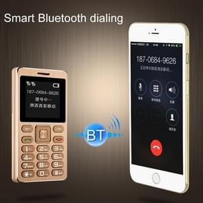 SATREND A10 kaart mobiele telefoon  1 77 inch  MTK6261D 21 sleutels  steun Bluetooth  MP3  anti-verloren  Remote vangen  FM  GSM  dubbele SIM(Black)