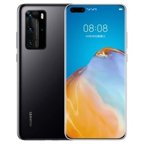 Huawei P40 Pro ELS-AN00  50MP Camera  8GB+128GB  China Version  Quad Back Cameras  Face ID & Screen Fingerprint Identification  6.58 inch Dot-notch Screen EMUI 10.1 Android 10.0 HUAWEI Kirin 990 5G Octa Core tot 2.86GHz  Network: 5G  NFC  OTG(Jet Black)
