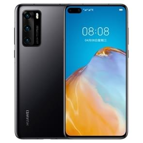 Huawei P40 ANA-AN00  50MP Camera  6GB+128GB  China Version  Triple Back Cameras  Face ID & Screen Fingerprint Identification  6.1 inch Dot-notch Screen EMUI 10.1 Android 10.0 HUAWEI Kirin 990 5G Octa Core tot 2.86GHz  Network: 5G  NFC  OTG(Jet Black)