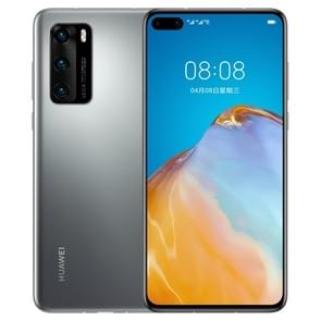 Huawei P40 ANA-AN00  50MP Camera  8GB+128GB  China Version  Triple Back Cameras  Face ID & Screen Fingerprint Identification  6.1 inch Dot-notch Screen EMUI 10.1 Android 10.0 HUAWEI Kirin 990 5G Octa Core tot 2 86GHz  Network: 5G  NFC  OTG(Silver)