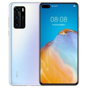Huawei P40 ANA-AN00  50MP Camera  8GB+256GB  China Version  Triple Back Cameras  Face ID & Screen Fingerprint Identification  6.1 inch Dot-notch Screen EMUI 10.1 Android 10.0 HUAWEI Kirin 990 5G Octa Core tot 2 86GHz  Network: 5G  NFC  OTG(White)